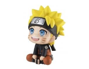 MEGAHOUSE LOOK UP NARUTO NARUTO UZUMAKI MINI FIGURA