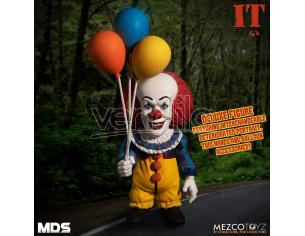 MEZCO TOYS MDS IT 1990 PENNYWISE DELUXE AF ACTION FIGURE