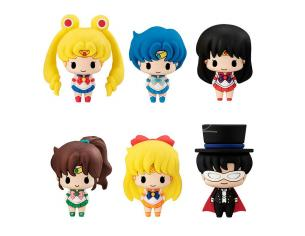 MEGAHOUSE SAILOR MOON CHOKORIN MASCOT SET MINI FIGURA