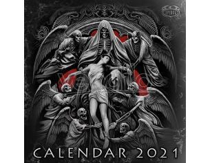 PYRAMID INTERNATIONAL SPIRAL 2021 CALENDAR CALENDARIO