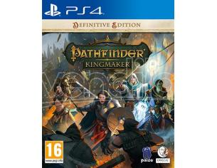 PATHFINDER: KINGMAKER - DEFINITIVE EDIT. GIOCO DI RUOLO (RPG) PLAYSTATION 4