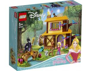 LEGO DISNEY PRINCESS 43188 - LA CASETTA NEL BOSCO DI AURORA
