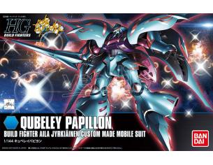 BANDAI MODEL KIT HGBF QUBELEY PAPILLON 1/144 MODEL KIT