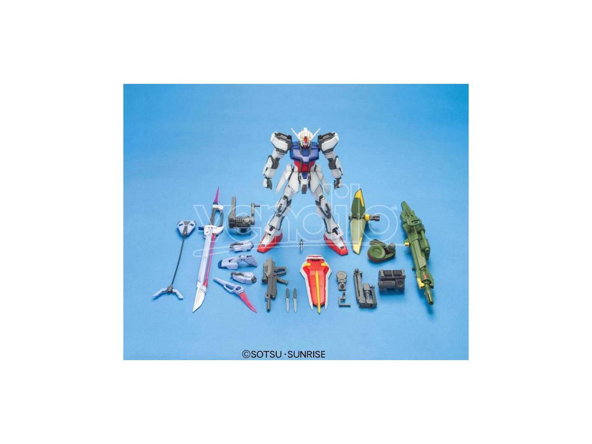 BANDAI MODEL KIT MG GUNDAM LAUNCHER/SWORD STRIKE 1/100 MODEL KIT