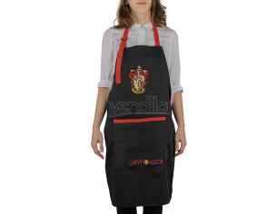 Harry Potter  Grembiule Cucina Grifondoro  70 X 85 Cm Cinereplicas