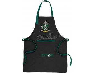Harry Potter Grembiule Cucina Serpeverde 70 X 85 Cm Cinereplicas