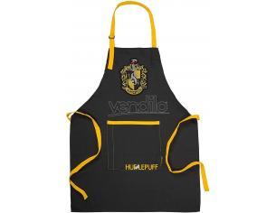 Harry Potter  Grembiule Cucina Tassorosso  70 X 85 Cm Cinereplicas