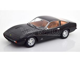 KK SCALE KKDC180284 FERRARI 365 GTC 4 1971 BLACK 1:18 Modellino
