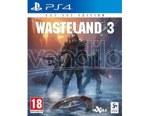 WASTELAND 3 DAY ONE EDITION GIOCO DI RUOLO (RPG) - PLAYSTATION 4