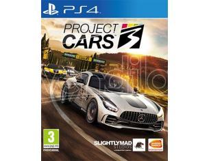 PROJECT CARS 3 GUIDA/RACING - PLAYSTATION 4