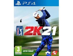 PGA TOUR 2K21 SPORTIVO - PLAYSTATION 4