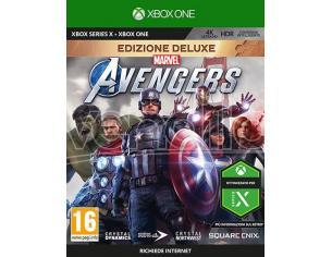 MARVEL'S AVENGERS: EDIZIONE DELUXE AZIONE - XBOX ONE