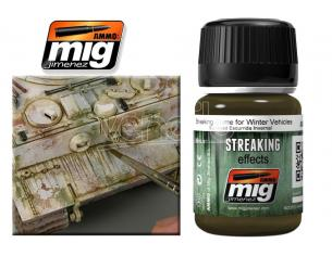 AMMO BY MIG JIMENEZ STREAKING GRIME WINT VEHICLES A.MIG1205 COLORI