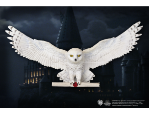 Harry Potter  Statua Muro Edwige Con Lettera  46 Cm Noble Collection