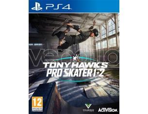 TONY HAWK'S PRO SKATER 1+2 SPORTIVO - PLAYSTATION 4