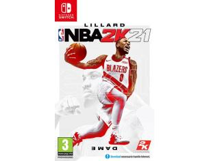 NBA 2K21 SPORTIVO - NINTENDO SWITCH