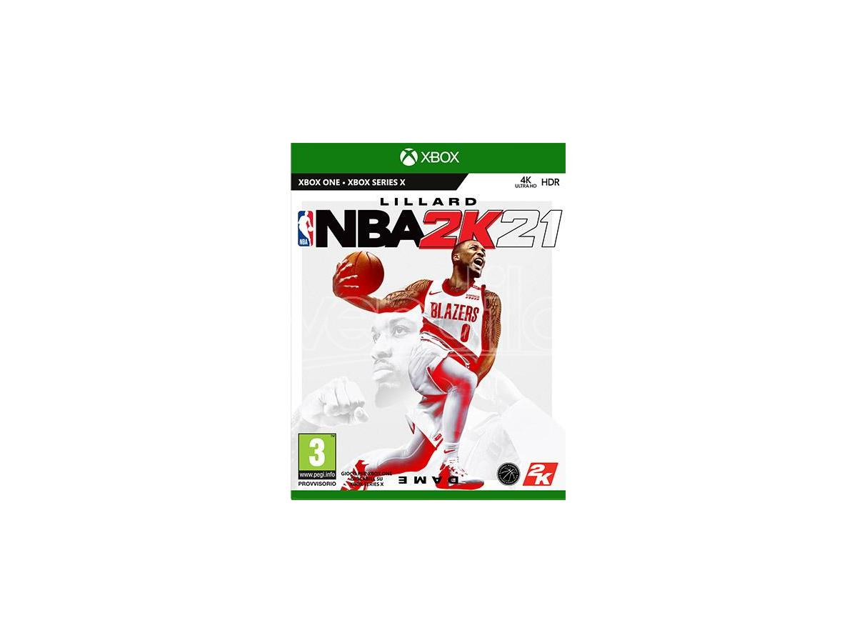 NBA 2K21 SPORTIVO - XBOX ONE