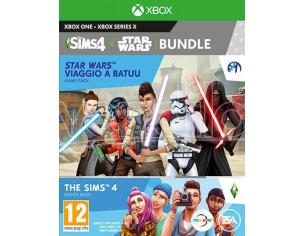 THE SIMS 4 STAR WARS:VIAGGIO BATUU BUNDL SIMULAZIONE - XBOX ONE