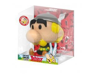 PLASTOY ASTERIX CHIBI MONEY BANK SALVADANAIO