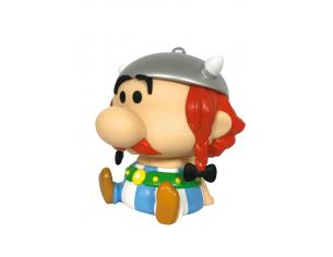 PLASTOY ASTERIX OBELIX CHIBI MONEY BANK SALVADANAIO