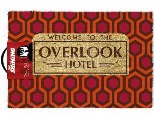 PYRAMID INTERNATIONAL THE SHINING OVERLOOK HOTEL DOORMAT ZERBINO