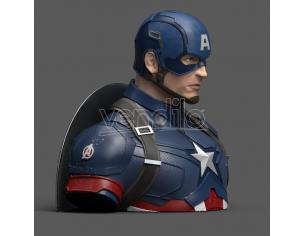 SEMIC AVENGERS ENDGAME CAPT AMERICA BUST BANK SALVADANAIO