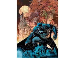 SD TOYS DC UNIVERSE BATMAN CATWOMAN PUZZLE PUZZLE