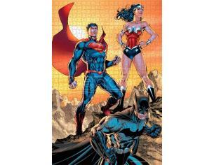 SD TOYS DC UNIVERSE JUSTICE LEAGUE TRIO PUZZLE PUZZLE