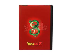 SD TOYS DRAGON BALL Z SHENRON NOTEBOOK W/LIGHT TACCUINO