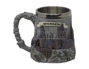 PYRAMID INTERNATIONAL HARRY POTTER HOGWARTS POLYRESIN MUG TAZZA