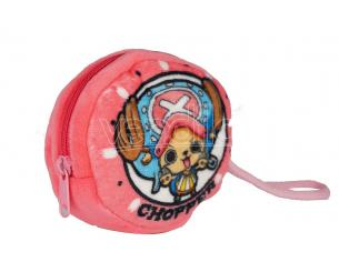SAKAMI MERCHANDISE ONE PIECE CHOPPER COIN PURSE PORTAMONETE