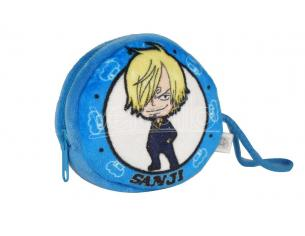 SAKAMI MERCHANDISE ONE PIECE SANJI COIN PURSE PORTAMONETE