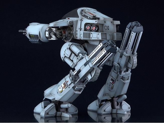 GOODSMILE ROBOCOP ED-209 MODEROID MODEL KIT