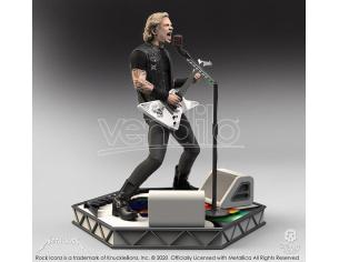 Metallica Icone Rock Statua James Hetfield 22 cm Knucklebonz