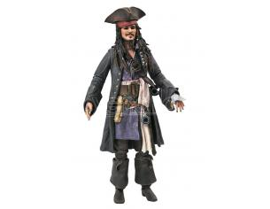DIAMOND SELECT PIRATES OF THE CARIBBEAN JACK SPARROW AF ACTION FIGURE