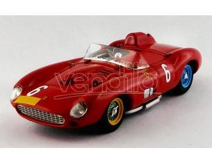 ART MODEL AM0419 FERRARI 315 S N.6 3rd 1000 KM NURBURGRING 1957 HAWTHORN-TRINTIGNANT 1:43 Modellino
