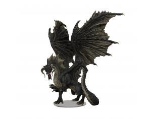 Wizbambino D&d Iotr Adulto Black Dragon Premium Fig Mini Figura