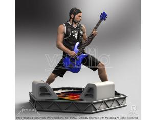 Knucklebonz Rock Icons Metallolica Vestitort Trujillo St Statua