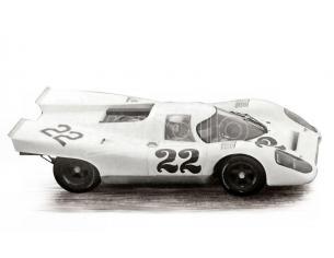 NOREV NV127504 PORSCHE 917K N.22 LM 1970 ATTWOOD-ELFORD 1:12 Modellino