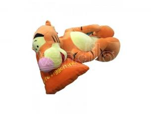 "Peluche Tigro Steso con Cuscino ""You're Terrific"" 60 cm Winnie The Pooh Disney"