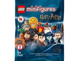 LEGO HARRY POTTER 71028 SCEGLI LA MINIFIGURES HARRY POTTER SERIE 2