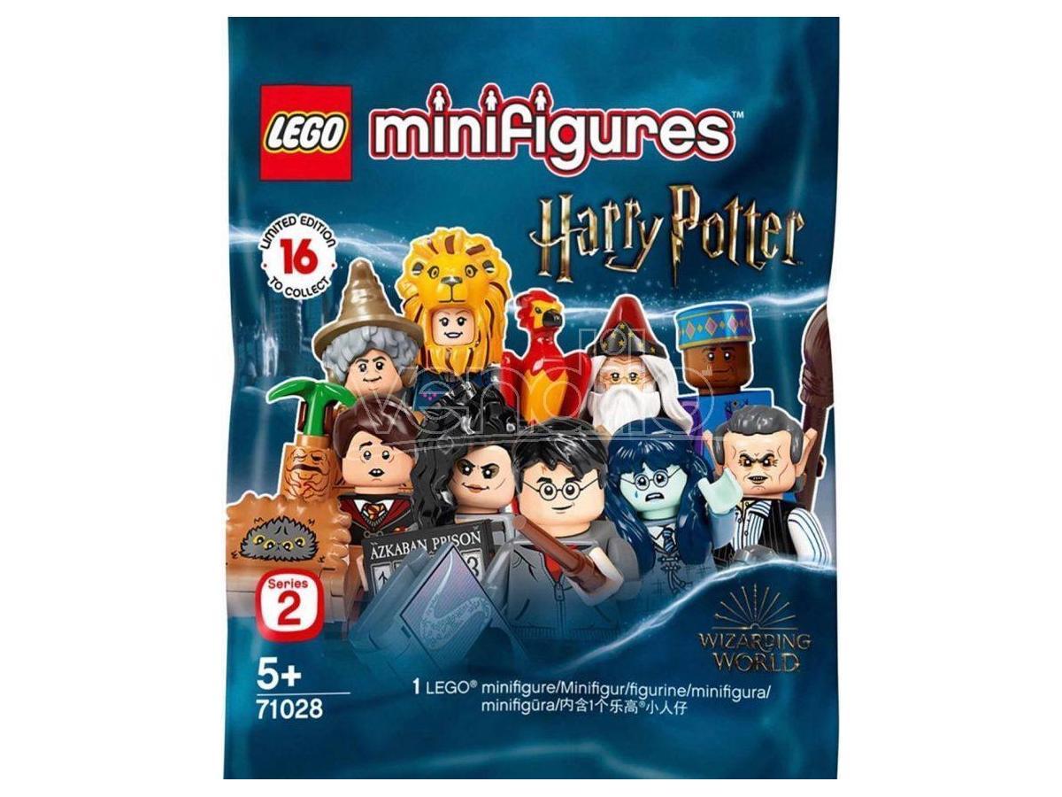 LEGO HARRY POTTER 71028 SCEGLI LA MINIFIGURES HARRY POTTER SERIE 2