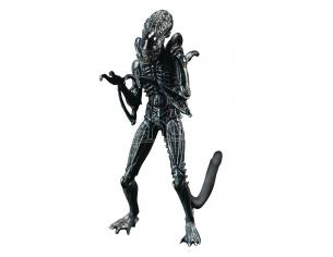 HIYA TOYS ALIENS BLUE ALIEN WARRIOR PX 1/18 FIGURE ACTION FIGURE