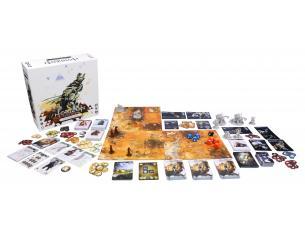 STEAMFORGED GAMES HORIZON ZERO DAWN THE BOARD GAME GIOCO DA TAVOLO