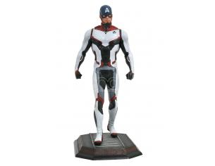 DIAMOND SELECT MG AVENGERS4 TEAM SUIT CAPTAIN AMERICA STATUA