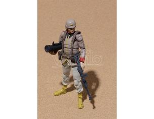 MEGAHOUSE MS GUNDAM EARTH UNITED ARMY SOLDIER 02 ACTION FIGURE