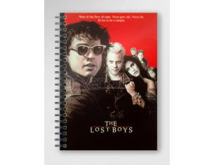 Sd Toys The Lost Boys Poster Spiral Agenda Taccuino
