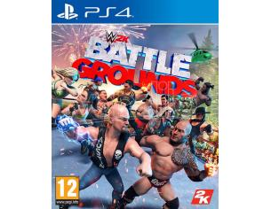 WWE 2K BATTLEGROUNDS SPORTIVO - PLAYSTATION 4