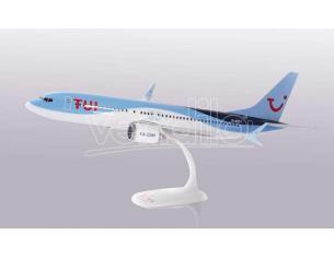 HERPA HP612166 BOEING 737 MAX8 TUI FLY 1:200 Modellino