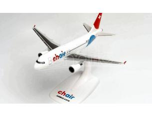 HERPA HP612685 AIRBUS A319 CHAIR AIRLINES 1:200 Modellino